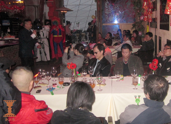 永之禾影��V告公司十二周年暨2011新春酒���F�鲆�